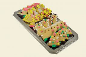 Kruche ciasteczka świąteczne na choinkę