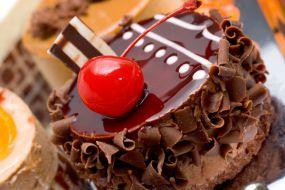 Ciastko musik czekoladowy